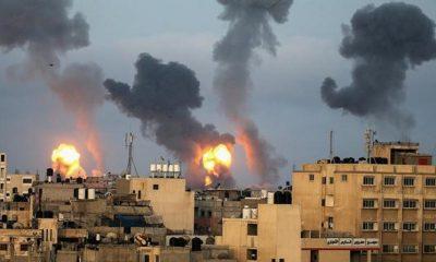 Пять израильтян погибли с начала обстрелов из сектора Газа - Фото