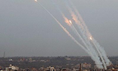Не менее 1600 ракет выпустили по Израилю из сектора Газа с начала эскалации - Фото
