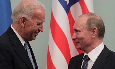 Словения заявила о готовности провести встречу Путина и Байдена - Фото