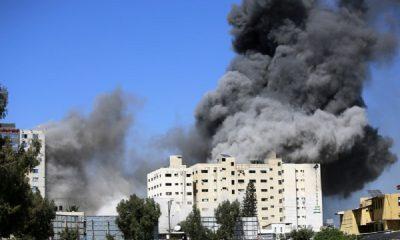 Более 200 палестинцев погибли в результате ударов Израиля по сектору Газа - Фото