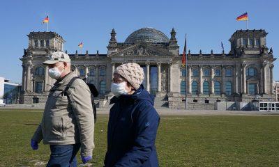 С 19 мая Берлин начнет ослаблять карантинные меры - Фото
