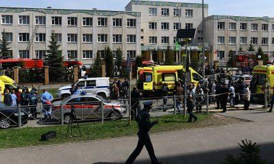 В Москве провели операции трем детям, пострадавшим при стрельбе в Казани - Фото