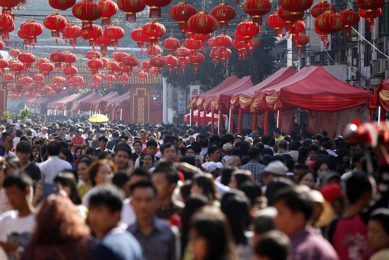 Численность населения Китая превысила 1,4 млрд человек - Фото