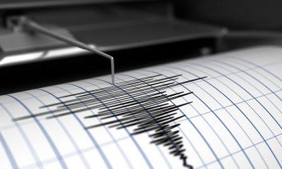 Землетрясение магнитудой 5,5 было зарегистрировано в Тихом океане недалеко от Курильских островов - Фото