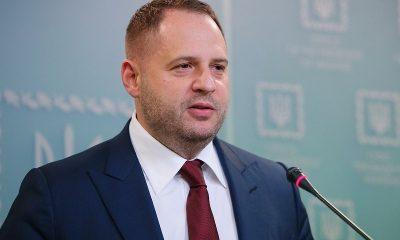 Глава офиса Зеленского надеется на скорое вступление Украины в НАТО - Фото
