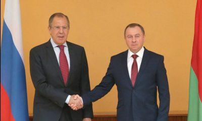 Глава МИД РБ Макей посетит Москву и проведет переговоры с главой МИД РФ Лавровым - Фото