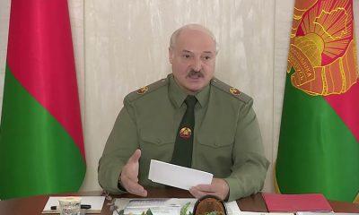 Президент Беларуси Лукашенко провел встречу в Шклове по вопросам территориальной обороны - Фото