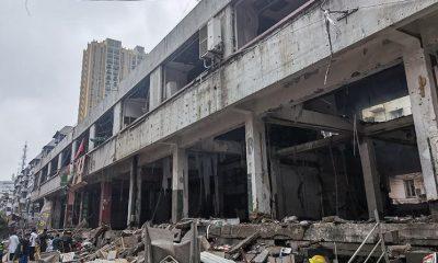 В Китае 12 человек погибли в результате взрыва газа - Фото