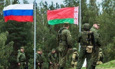 """США будут внимательно следить за учениями России и Беларуси """"Запад-2021"""" - Фото"""