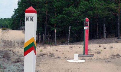 Литва сообщила о задержании более 50 нелегалов на границе с Беларусью - Фото