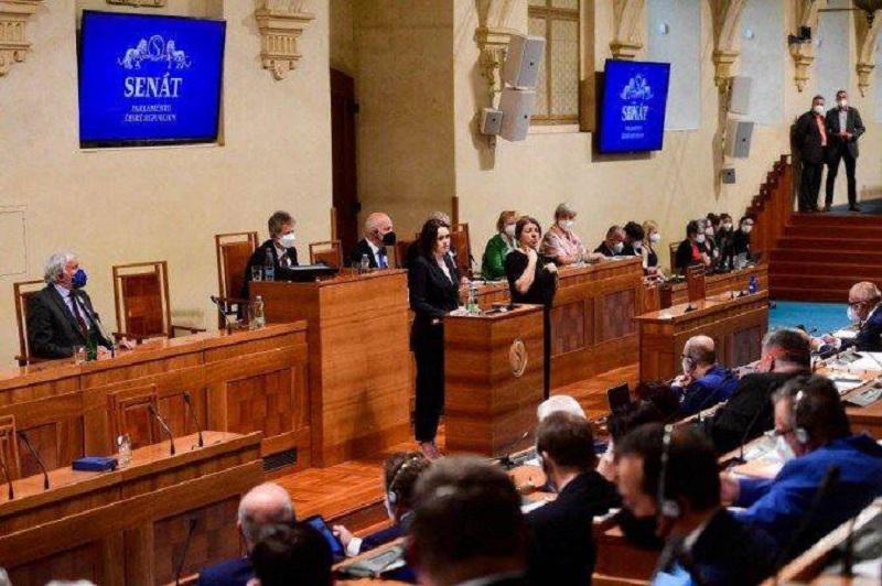 Тихановская в Конгрессе США призвала международное сообщество расширить санкции против Беларуси - Фото