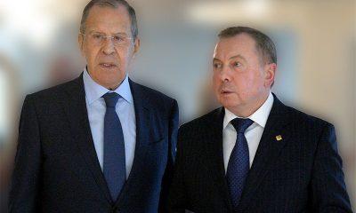 Главы МИД России и Беларуси обсудят ситуацию с задержанием Сапеги - Фото