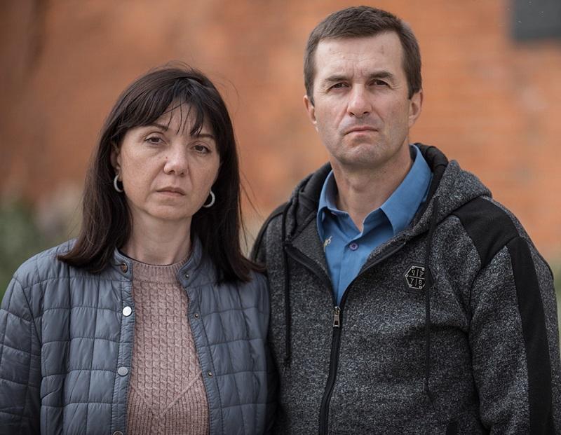 Родители Протасевича обратились к канцлеруГермании Меркель с просьбой помочь освободить их сына - Фото