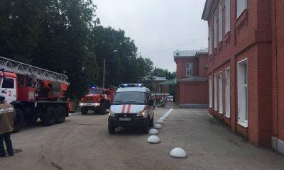 Число погибших при пожаре в больнице в Рязани возросло до трех - Фото