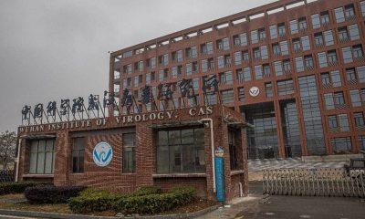 Китай опроверг сообщения о заболевании вирусологов Уханьского института незадолго до первой вспышки COVID-19 - Фото