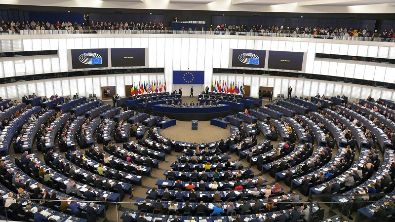 Европарламент призовет ЕС к введению 4-го пакета санкций против Беларуси - Фото