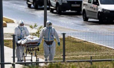 Мэр Собянин: Москва заново переживает пандемию из-за нового штамма COVID-19