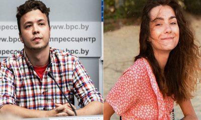 Протасевича и Сапего перевели из СИЗО - фото