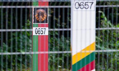 Литва ожидает большего участия ЕС в решении проблемы нелегальной миграции из Беларуси - Фото