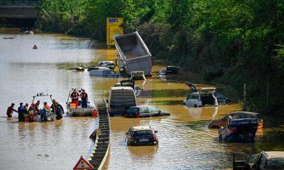 Число жертв наводнения в Германии выросло до 156 человек - Фото