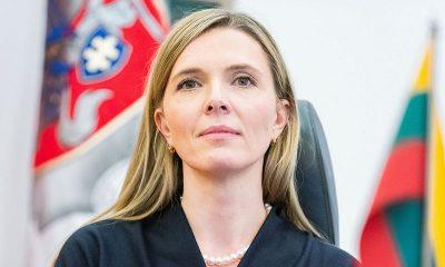 Глава МВД Литвы обратилась в Генпрокуратуру из-за протестов против размещения мигрантов - Фото