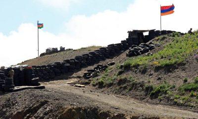 Трое военных Армении погибли в ходе столкновений на границе с Азербайджаном - Фото