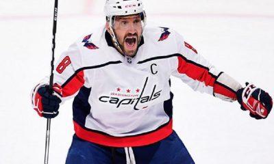 """Клуб НХЛ """"Вашингтон Кэпиталз"""" подписал новый 5-летний контракт с Овечкиным - Фото"""