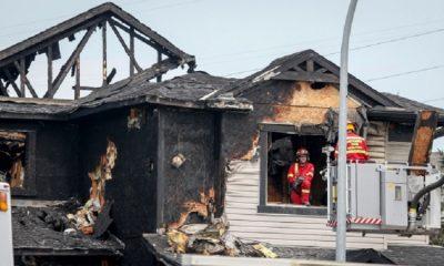 В Канаде при пожаре в жилом доме сгорели семь человек - Фото