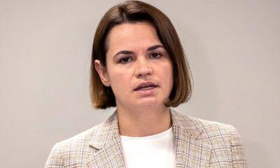 Лидер белорусской оппозиции Тихановская надеется на возвращение в Беларусь в этом году - Фото