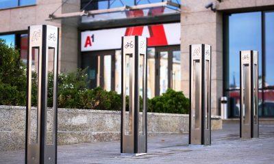 велопарковки А1 - фото