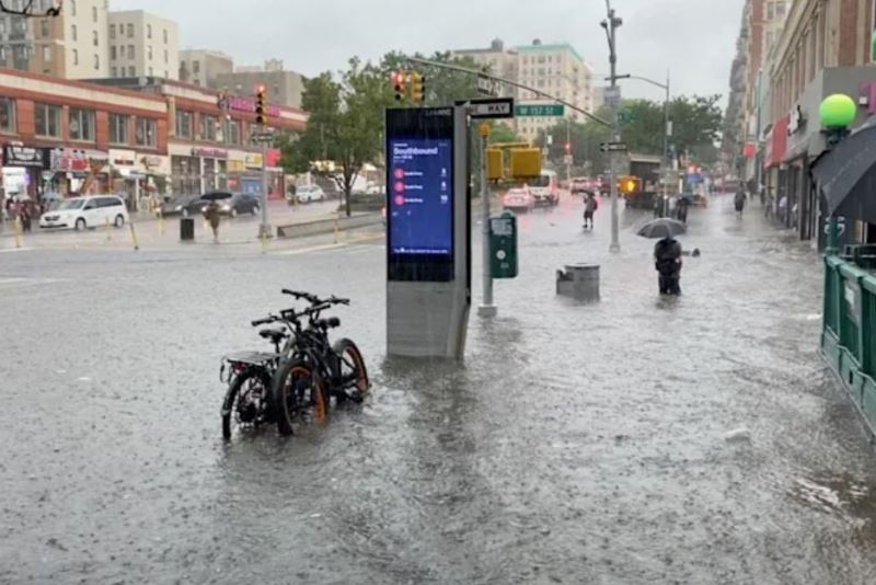 улицы Нью-Йорка, фото