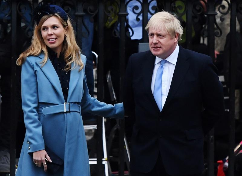 Премьер-министр Британии Джонсон с супругой ждут рождения 2-го ребенка - Фото