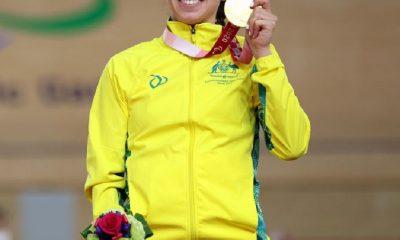 Австралийка Пейдж Греко завоевала первое золото Паралимпийских игр в Токио - Фото