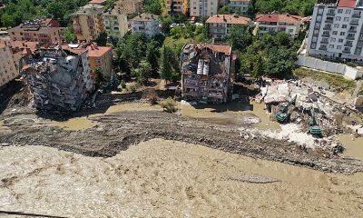 Число жертв наводнения на севере Турции возросло до 77 человек - Фото