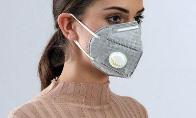 Ученые из Мексики создали маску для лица, нейтрализующие SARS-CoV-2 - Фото