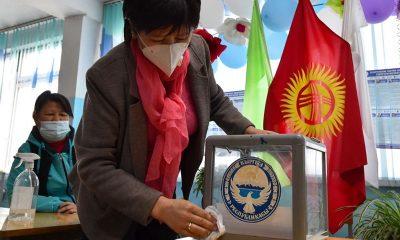 Парламентские выборы в Кыргызстане состоятся 28 ноября - Фото