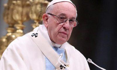 В Италии на почте обнаружили конверт с тремя пулями, адресованный Папе Римскому - Фото