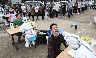 В Китае на коронавирус COVID-19 проверят всех жителей города Ухань - Фото