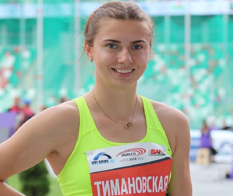 Белорусская спортсменка Кристина Тимановская заявила, что она в безопасности - Фото