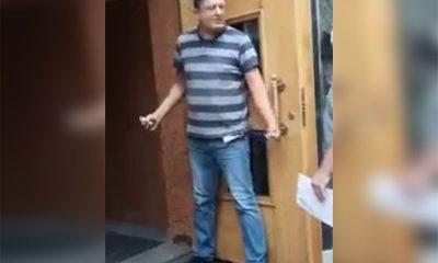 В Киеве задержан мужчина, угрожавший взорвать здание правительства Украины - Фото