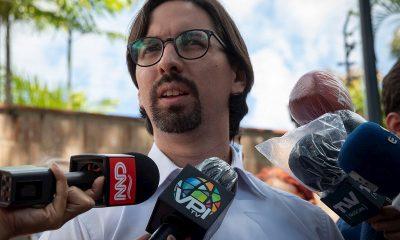В Венесуэле освободили оппозиционера Фредди Гевара - Фото