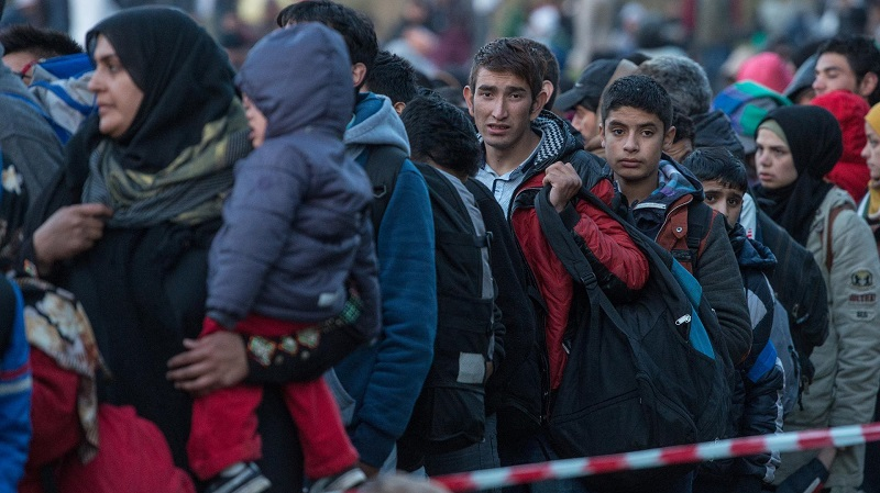 Число соискателей убежища в Евросоюзе выросло на 115% во II квартале 2021 года - Фото