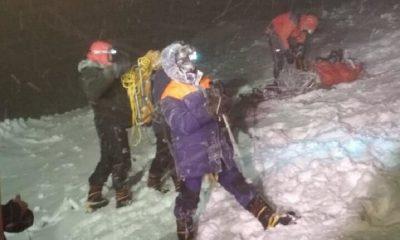 На Эльбрусе погибли 5 альпинистов - Фото
