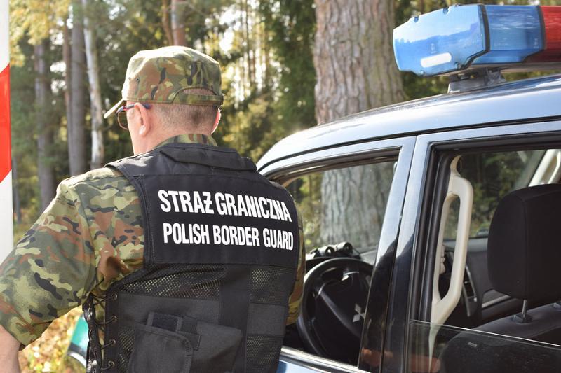 Польша запросит у ЕС €500 тысяч в день для охраны границы с Беларусью - Фото