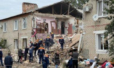 В Липецкой области в результате взрыва газа в жилом доме погибли 3 человека - Фото