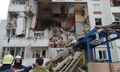 При взрыве в жилом доме в Ногинске погибли два человека - Фото
