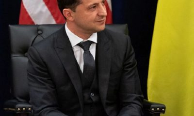 Сегодня Джо Байден и Владимир Зеленский встретятся в Белом доме для переговоров - Фото