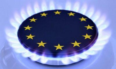 Цена газа в Европе превысила $730 за 1000 кубометров - Фото