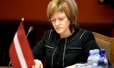 Занда Калниня-Лукашевица: ООН должна быть более активной на границе ЕС и Беларуси - Фото