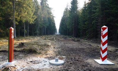 Польша ввела чрезвычайное положение на границе с Беларусью - Фото